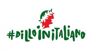 dillo in italiano logo