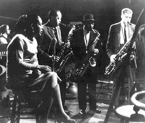 Billie Holiday, Lester Young, Coleman Hawkins, Gerry Mulligan 4 December 1957, Columbia Records